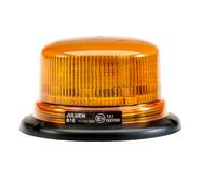 R-65 & E-märkt Rotorljus för 3-bult DIN-montage 12-24V