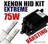 75W Extreme Xenonkit 12/24V